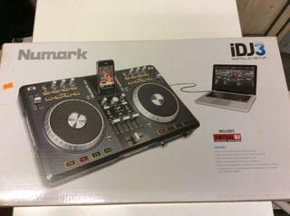 IDJ3 Digital DJ Setup