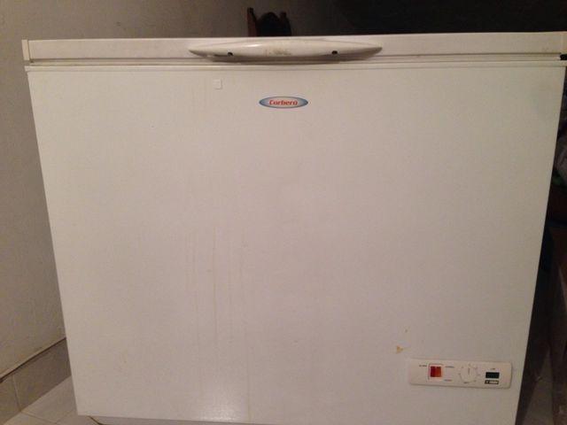 Congelador horizontal Corbero
