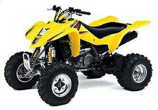 QUAD cambio CLÁSICO o ATV