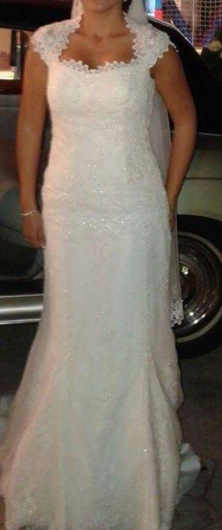Como vender un vestido de novia usado