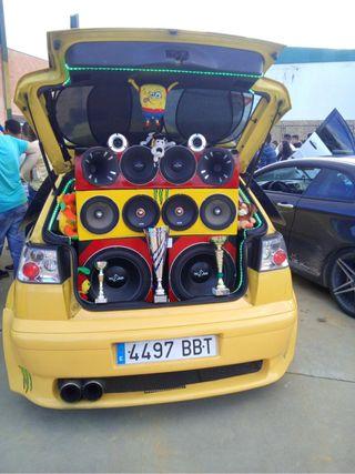 Equipo de musica coche