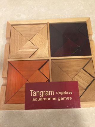 Juego Tangram hasta 4 jugadore