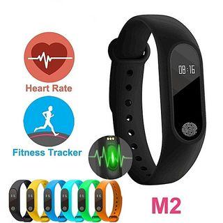 Pulsera Inteligente Reloj Banda Ritmo Cardiaco M4