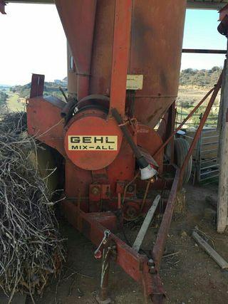 molino de harina para tractor