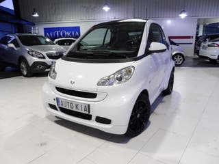 smart fortwo coupé 1.0 mhd 61 pure