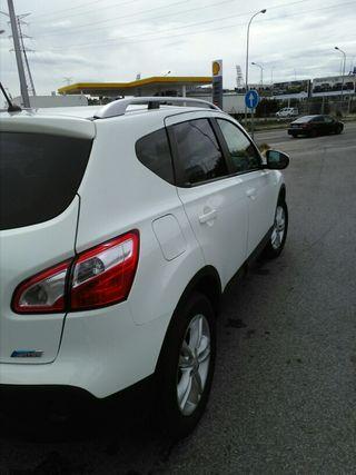 Nissan Qashqai 2010-11