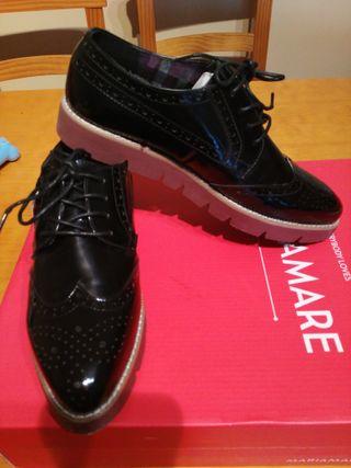 Zapato Oxford MariaMare 40