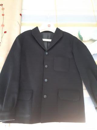 chaqueta teva comunion niño