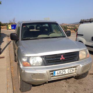 Mitsubishi Montero 2002 3200did