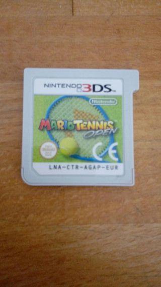 Mario Tennis Open 2DS / 3DS