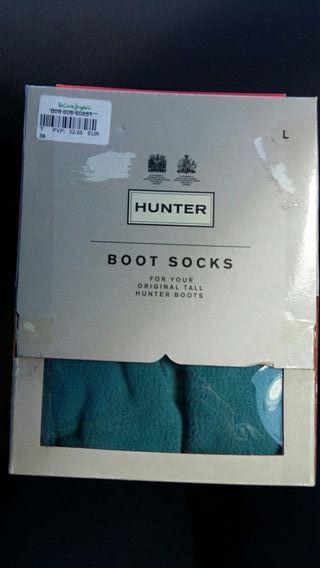 calcetines Hunter a estrenar