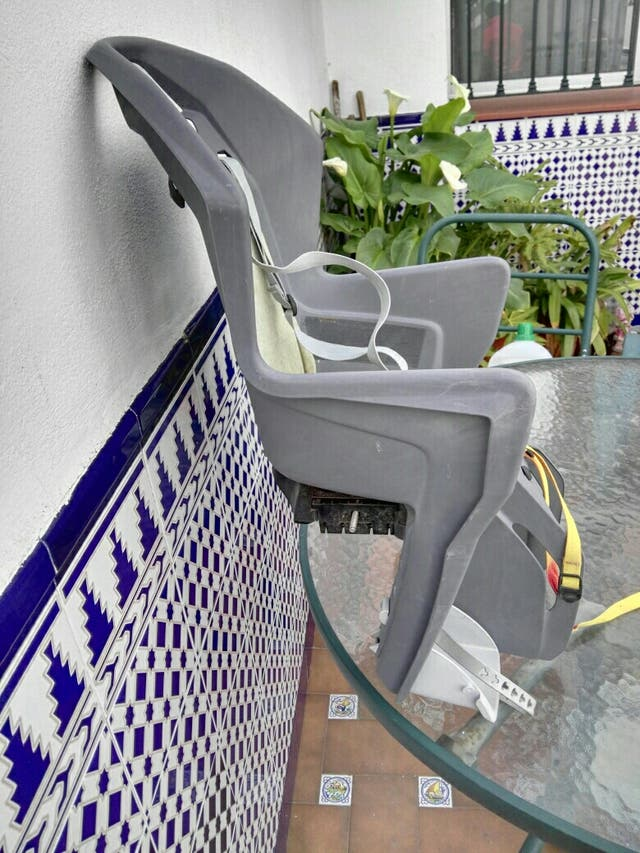 asiento para niño Bicicleta