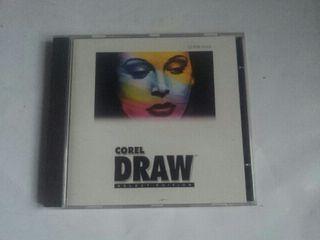 software original corel draw diseño gráfico cd rom