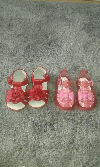 sandalias bebe n18