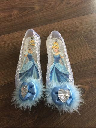 Zapatos Cenicienta Disney
