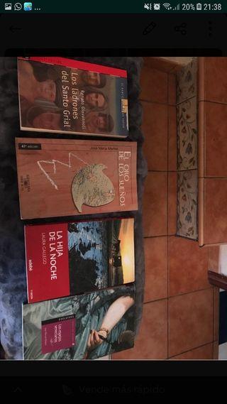 Libros. Unidad