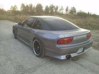 nissan 200 SX 280cv