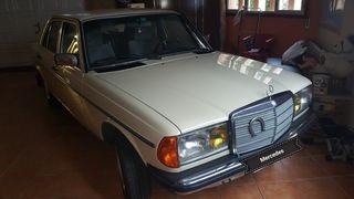 Mercedes-benz 300D (1983)