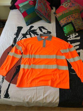 Camiseta trabajo