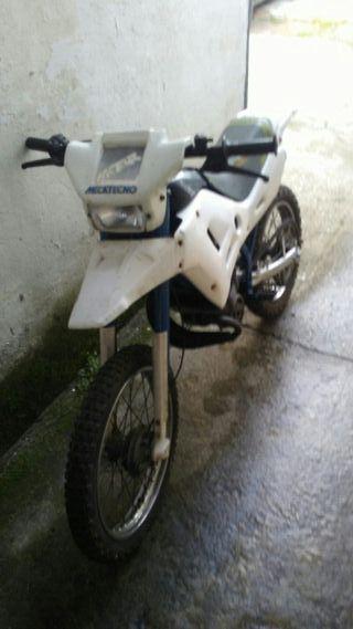 mecatcno croos 50cc automatica