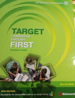 Target Cambridge English First