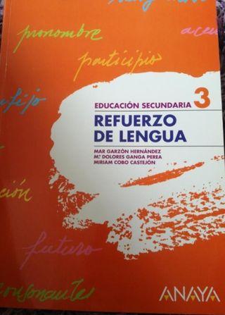 Lengua refuerzo 3ESO