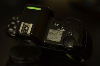 Nikon F90 analógica en perfecto estado