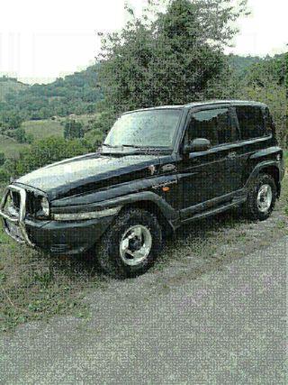Ssangyong Korando 2001