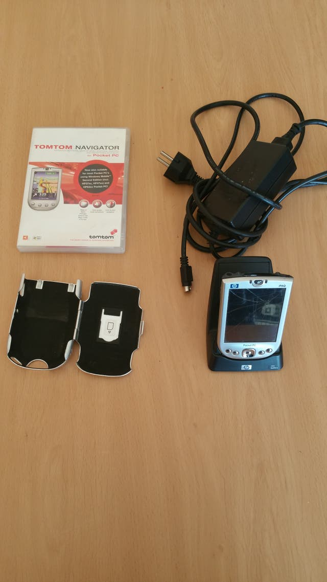 POCKET PC IPAQ - HP 4100