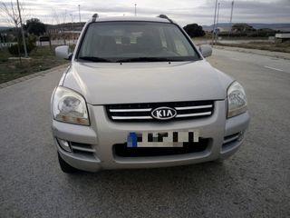 Kia Sportage 2007 140 cv
