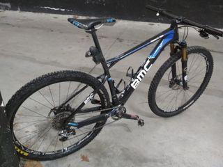 Bmc bicicleta btt mtb