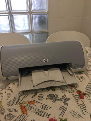 Impresora hp deskjet 3550 color sin estrenar