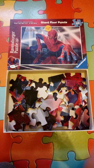 Puzzle gigante Spiderman