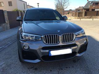 BMW X3 2015. 3.5D 313cv FULL