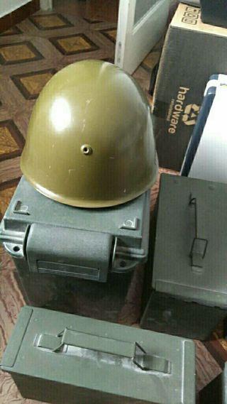 Casco militar bulgaro M72
