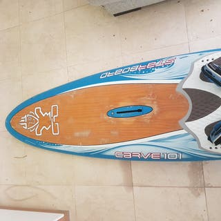 Tabla windsurf Starboard Carve 101l
