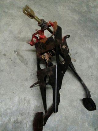 pedalera aceleradores mini mpi clasico