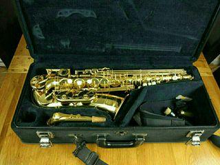 saxophone yamaha alto
