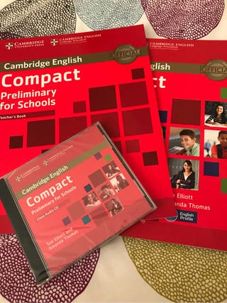 Compact preliminary for school