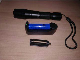 Linterna LED UltraFire HJ CREE XML T6 2000lm
