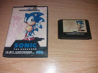 Sonic Sega Megadrive