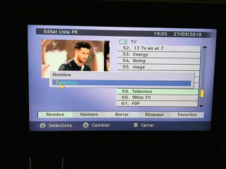 "TV JVC 47"" TDT HD"