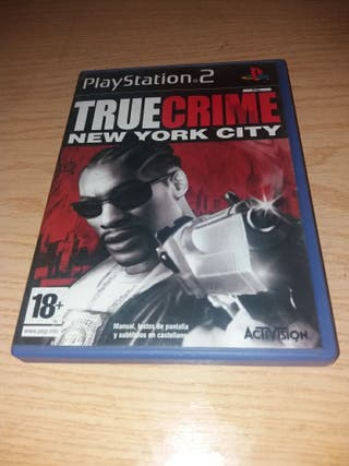 True Crime New York City PS2