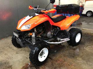 Kawasaki vforce 700