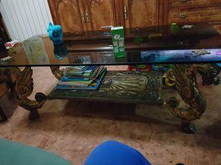 mesa de centro antiguedad