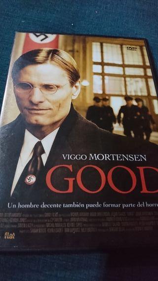 película dvd good