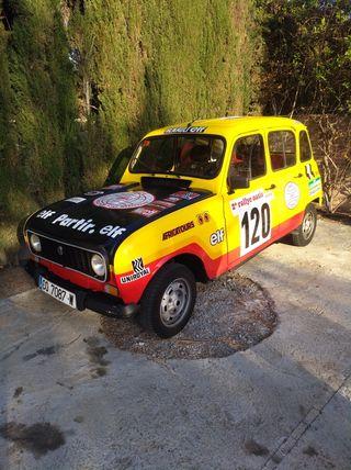 Renault R4 TL 1989