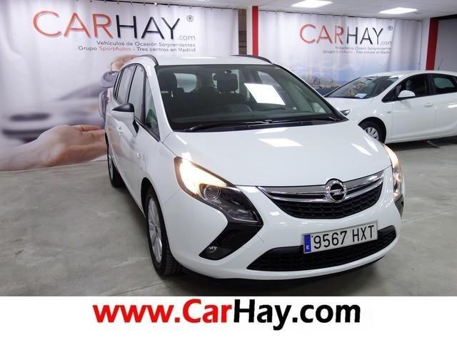 Opel Zafira Tourer 2.0 CDTi SANDS Ecoflex Selective 7 Plazas 96 kW (130 CV)