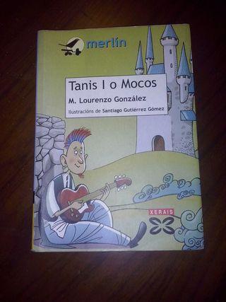 "Libro ""Tanis I o Mocos"""
