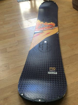 Tabla snowboard Atomic 155